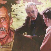 Memorial portrait of child behavior expert James Lehman