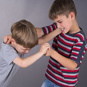 Hitting, Biting and Kicking: How to Stop Aggressive Behavior in Young Children