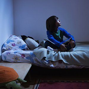 """Go to Bed NOW!"" Winning the Bedtime Battle with Young Kids and Teens"