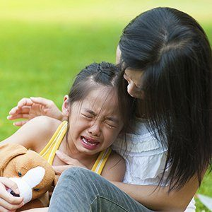 How to Handle Child Temper Tantrums
