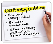 Parenting Resolutions: Your 4-Step Plan to Calm, Positive Parenting