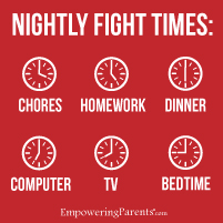 Do You Fight with Your Child Every Night?