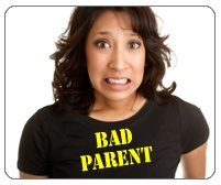 Am I a Bad Parent? How to Let Go of Parenting Guilt