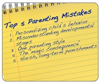 The Top 5 Parenting Mistakes-and How to Avoid Them